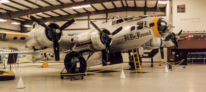 Tucson Pima Air & Space Museum: 390th Memorial Museum - Boeing B-17G Flying Fortress