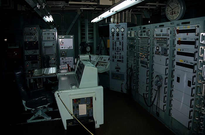 Sahuarita Titan Missile Museum (Air Force Facility Missile Site 8 / Titan II ICBM Site 571-7)
