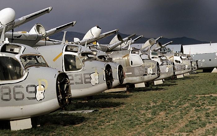 Tucson Aerospace Maintenance and Regeneration Center (AMARC, 309th Aerospace Maintenance and Regeneration Group)