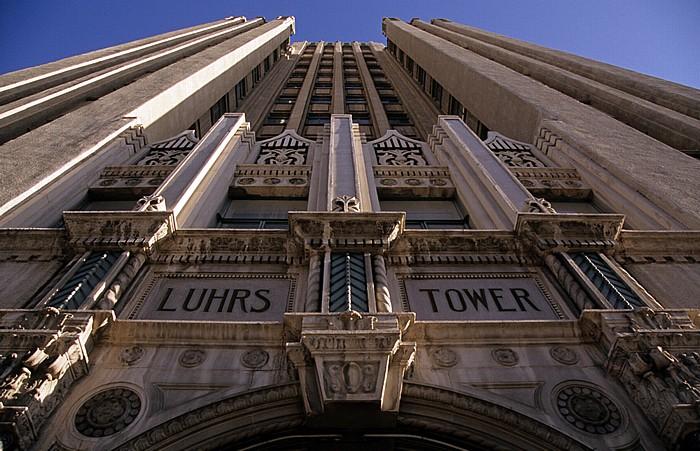 Downtown Phoenix: Luhrs Tower (Art Deco-Hochhaus) Phoenix