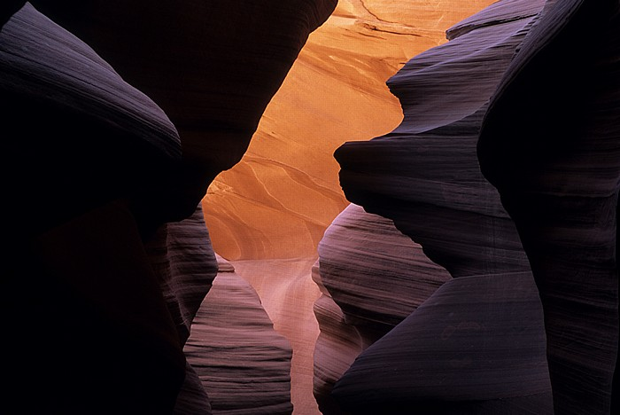 Page Lower Antelope Canyon