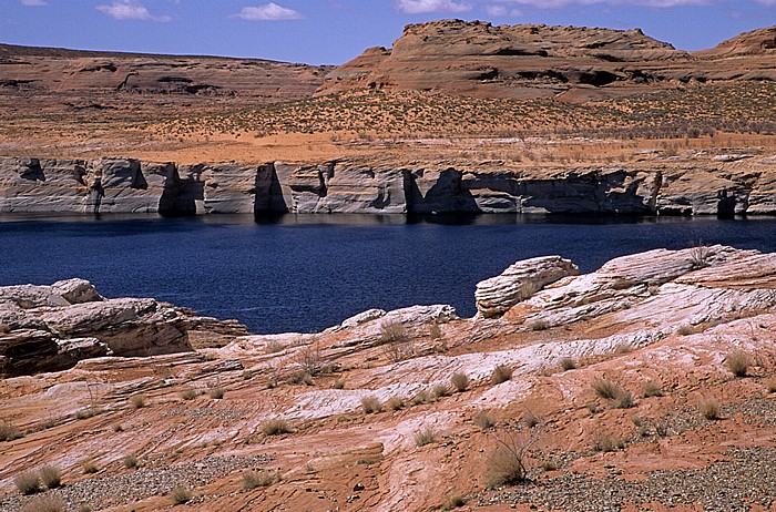Glen Canyon National Recreation Area Lake Powell, Antelope Island