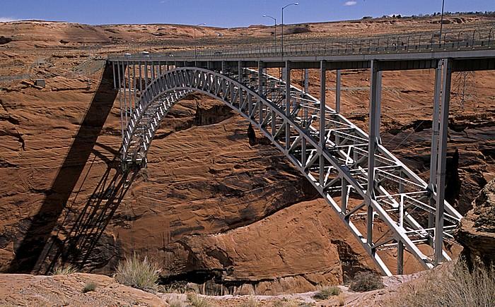 Page Glen Canyon Dam Bridge