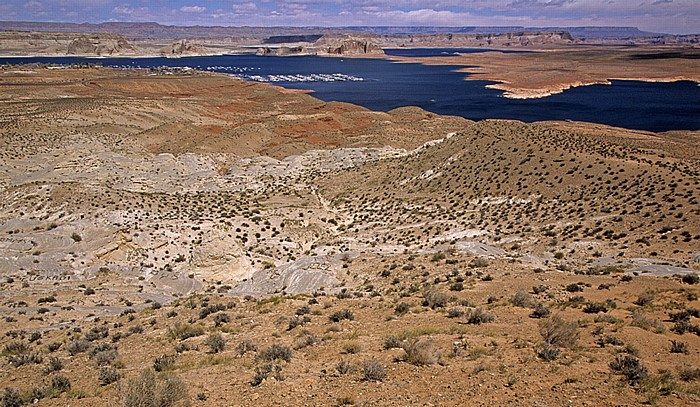 Glen Canyon National Recreation Area Lake Powell: Wahweap Bay