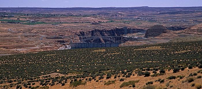 Glen Canyon National Recreation Area Lake Powell: Glen Canyon Dam