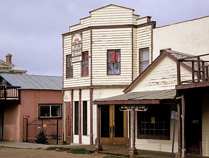 Tombstone Historic District