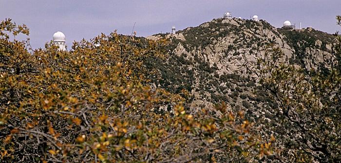 Kitt Peak National Observatory (KPNO) Mayall 4m Telescope