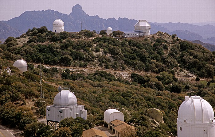 Kitt Peak National Observatory (KPNO)