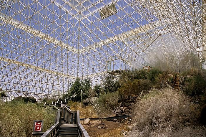 Oracle Biosphere 2: Wüste
