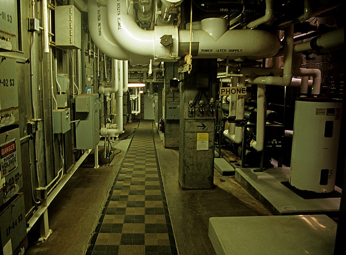 Oracle Biosphere 2: Technische Installationen