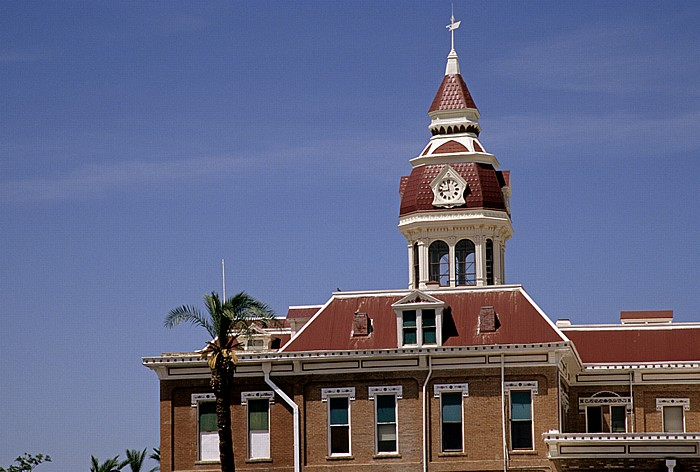 Florence Pinal County Courthouse