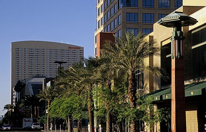 Downtown Phoenix: 2nd Street Phoenix