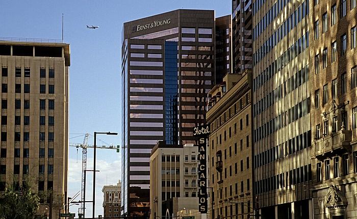 Downtown Phoenix: Central Avenue Phoenix