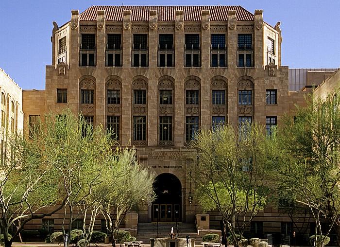 Downtown Phoenix: Old City Hall Phoenix