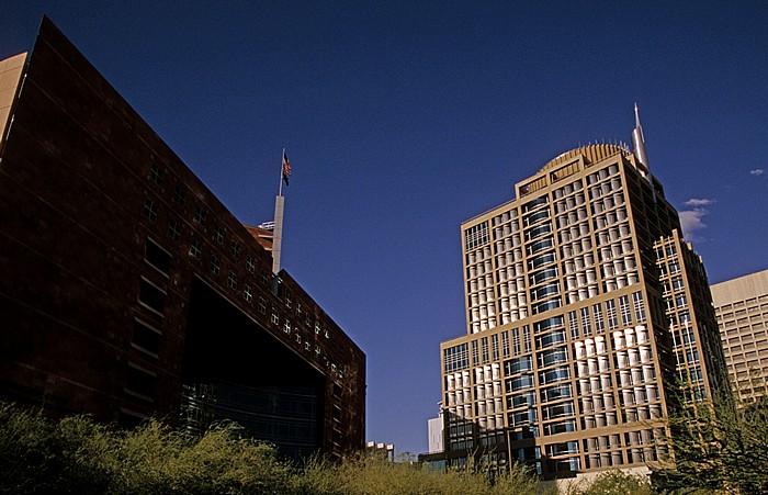 Downtown Phoenix: Phoenix Municipal Court (links), Phoenix City Hall Phoenix