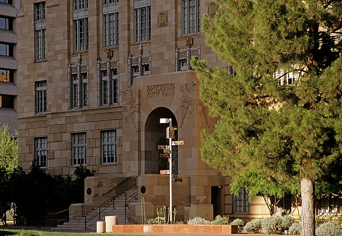 Downtown Phoenix: Phoenix City Hall Phoenix