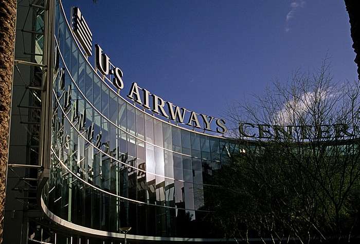 Downtown Phoenix: US Airways Center