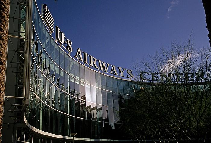 Downtown Phoenix: US Airways Center Phoenix