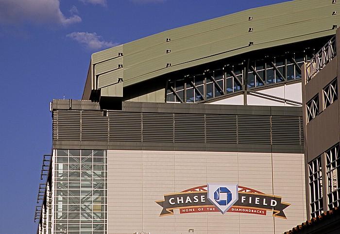 Downtown Phoenix: Chase Field Phoenix