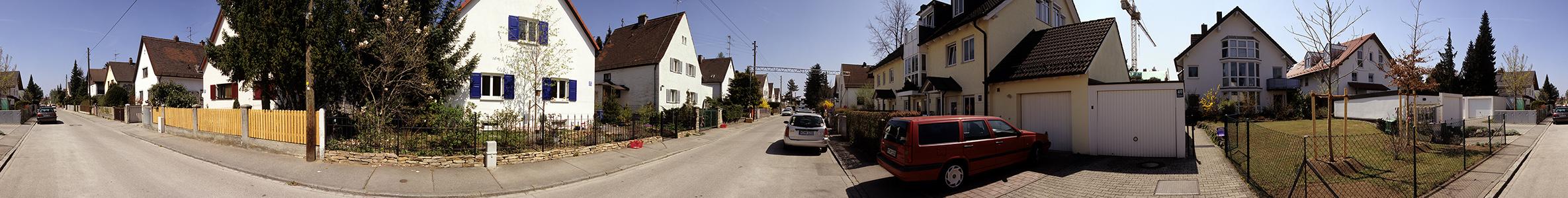 München Gratlspitzstraße 40 und Umgebung