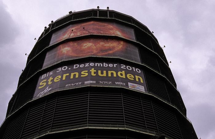 Oberhausen Gasometer: Sternstunden - Wunder des Sonnensystems
