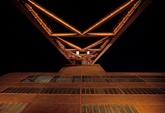 Essen Zeche Zollverein: Schacht 12