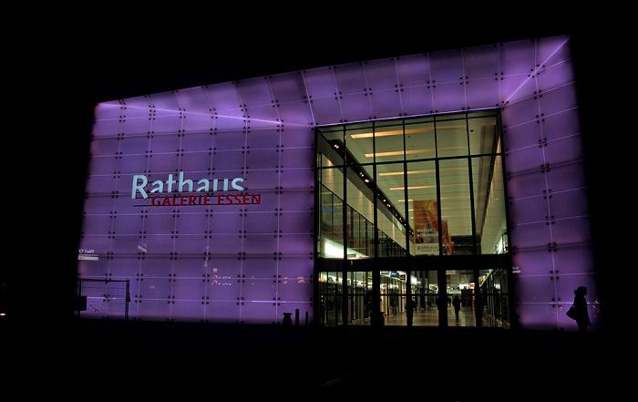 Essen Rathaus Galerie
