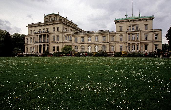 Essen Park der Villa Hügel und Villa Hügel
