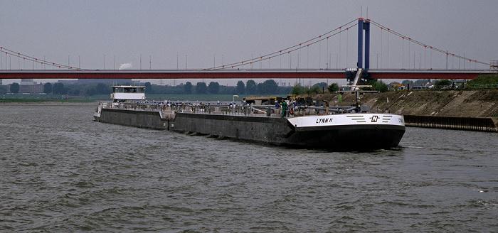 Duisburg Rhein-Herne-Kanal Friedrich-Ebert-Brücke