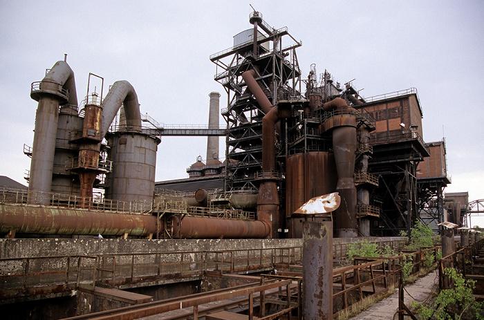 Landschaftspark Duisburg-Nord: Hüttenwerk