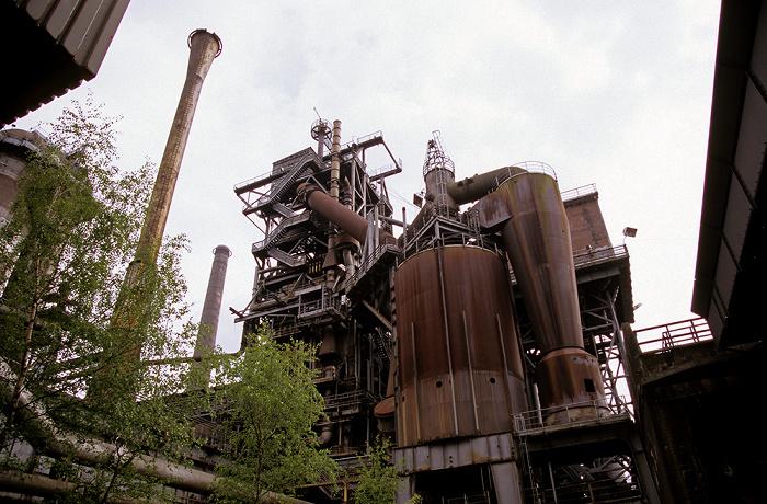 Landschaftspark Duisburg-Nord: Hochofen 5