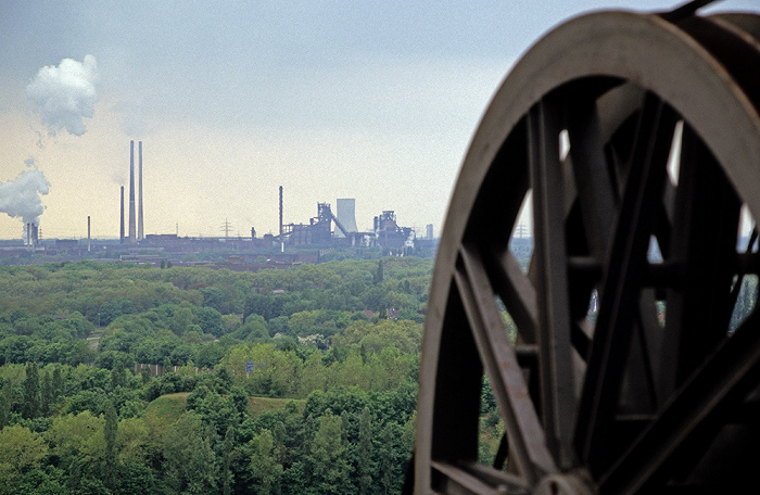 Landschaftspark Duisburg-Nord: Hochofen 5 Marxloh