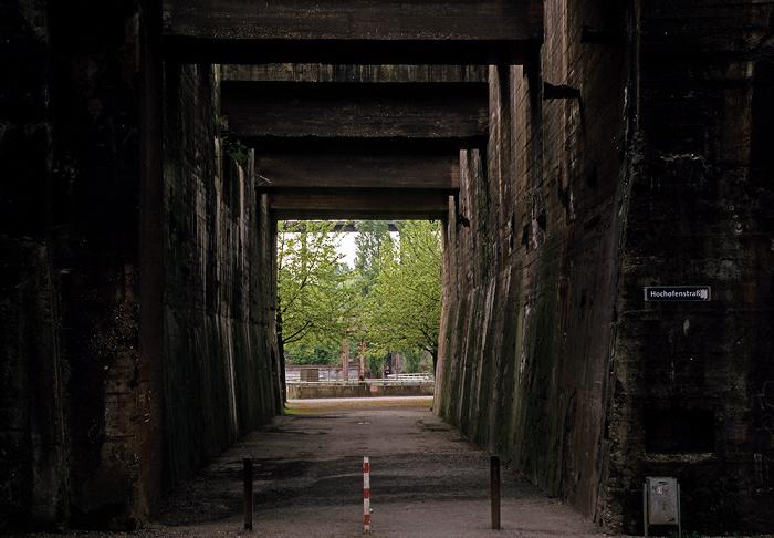 Landschaftspark Duisburg-Nord: Bunker