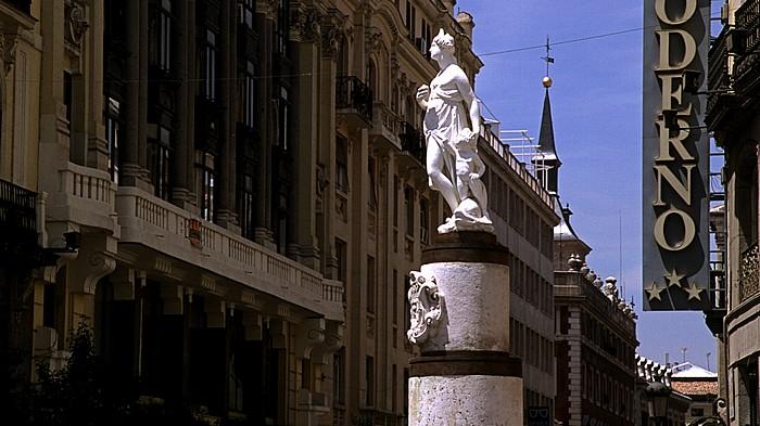 Puerta del Sol Madrid 2010
