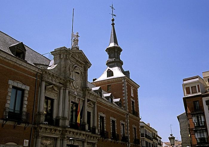 Madrid Plaza de la Provincia: Palacio de Santa Cruz (Ministerio de Asuntos Exteriores)