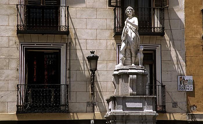 Madrid Plaza de la Provincia