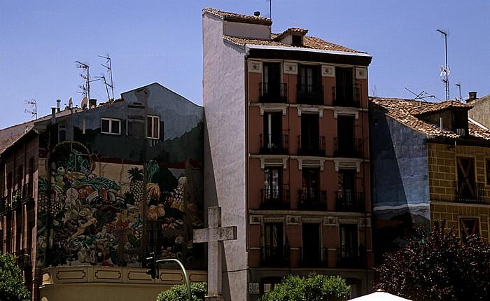 Madrid Plaza de Puerta Cerrada