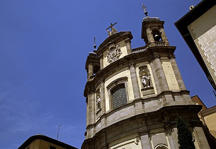Madrid Calle de San Justo: Basílica de San Miguel