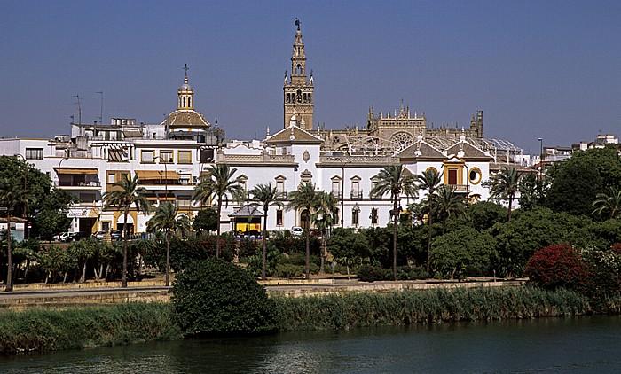 Guadalquivir, Barrio del Arenal Sevilla 2010
