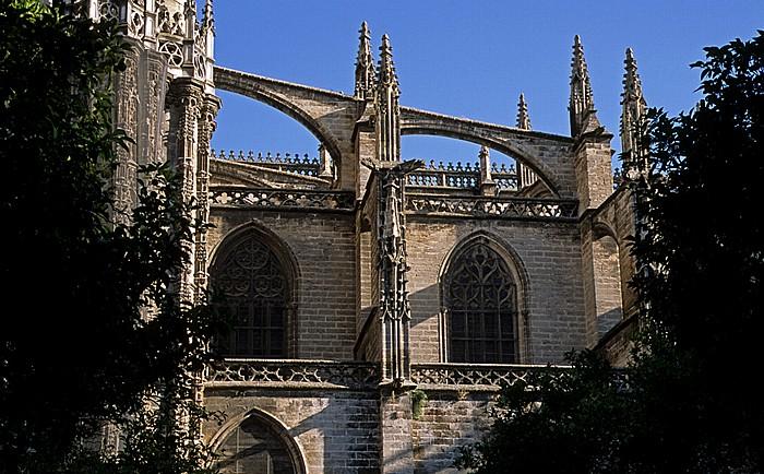 Centro: Kathedrale (Santa María de la Sede) Sevilla 2010