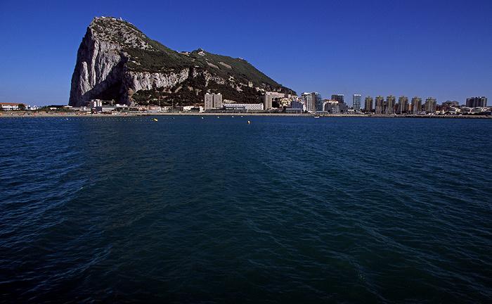 La Línea de la Concepción Bahía de Algeciras (Bay of Gibraltar), Gibraltar