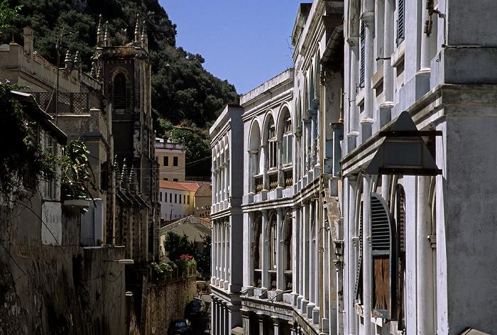 Gibraltar Stadtzentrum: Lime Kiln Road Sacred Heart Church