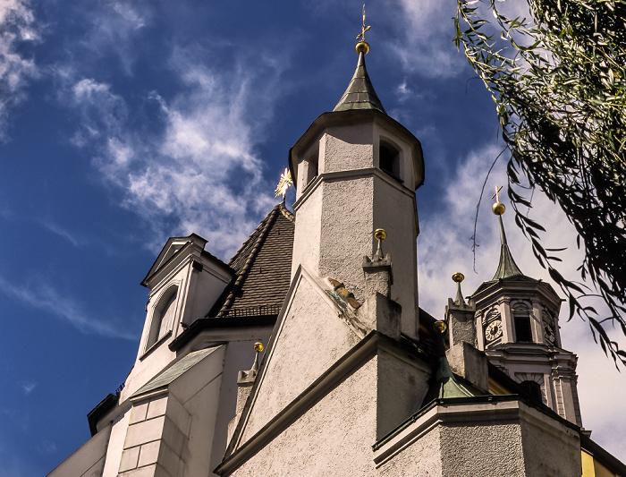 Augsburg St. Anna (Annakirche)