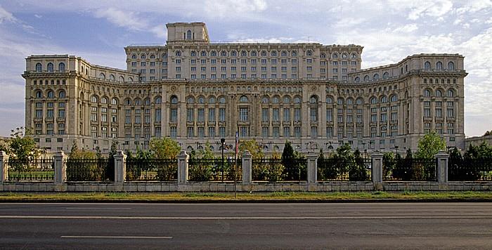 Bukarest Parlamentspalast (Palast des Parlamentes)