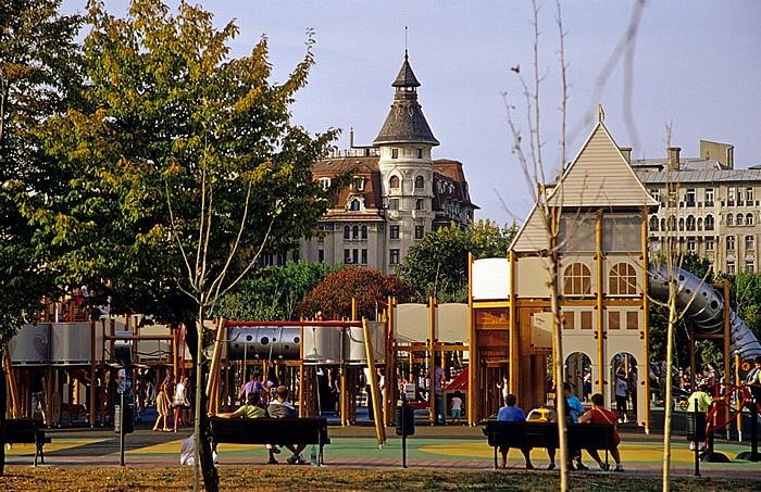 Bukarest Izvor Park Bulandra-Theater