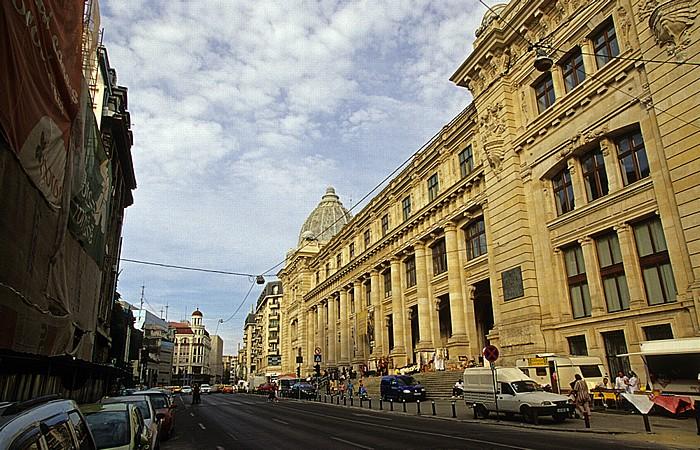 Bukarest Calea Victoriei, Nationalmuseum für rumänische Geschichte