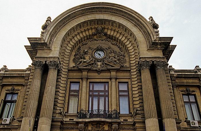 Bukarest CEC Palast