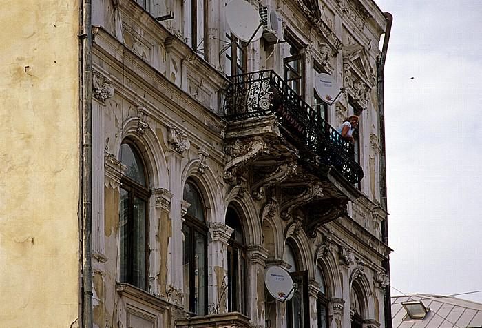 Bukarest Strada Sepcari