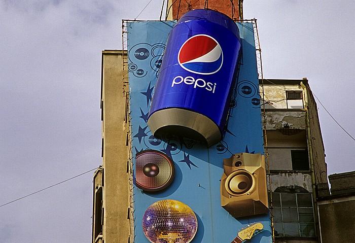 Bukarest Bulevardul Ion C. Bratianu