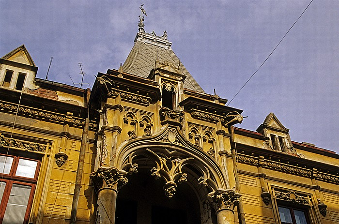 Bukarest Strada Popa Soare
